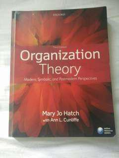 Organizations theory