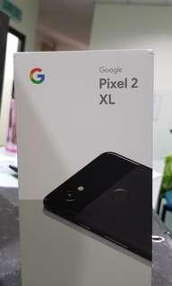 GOOGLE PIXEL 2XL 128GB US SET BRAND NEW