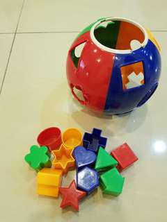 Baby Toys - Learning Shapes