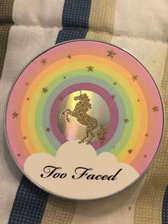 Authentic Too Faced Rainbow Effect Highlighter