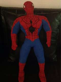 Spider Man toy 20 inch.