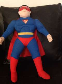 Superman toy 17inch.