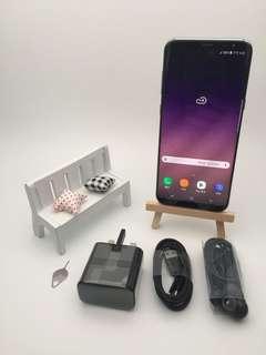 SAMSUNG S8+ purple
