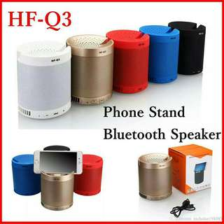 Q3 speaker and stand brand new sale