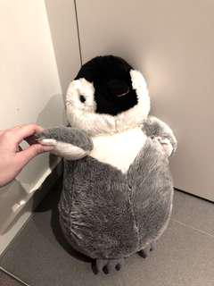 New penguin doll plushy!