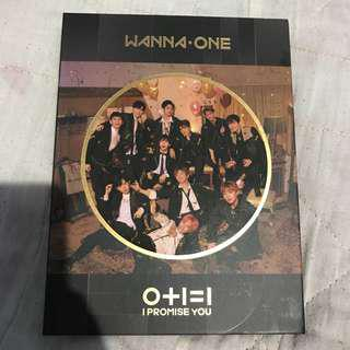Wanna One I Promise You Album Only