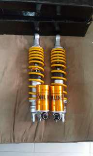 Suspension for Aerox Nmax