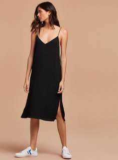 Aritzia Felicity Dress in WHITE