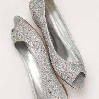 Wedding shoes size 8