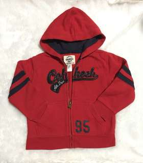 authentic oshkosh sweater 3-5 yo
