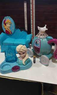 Assrtd Disney Frozen Accessoriea