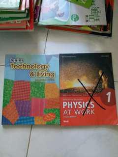 Junior techonlogy and living