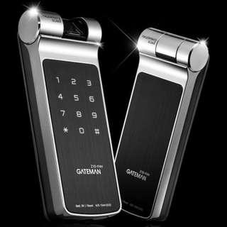 Installation Service for Gateman Z10/WF10/F50 Digital Lock on Gate with Metal Secure Box at $180 (Call 88668884)