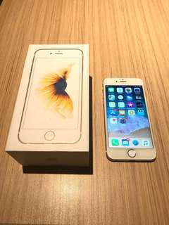 iPhone 6s 64GB Ex Inter Fullset Like New