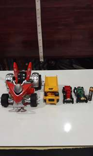 Assrtd Play Vehicles and Die Cast