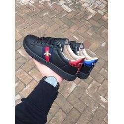 mens womens gucci bee sneakers flats