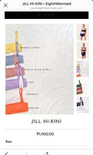 Eighth Mermaid Jill Hi Kini LILAC XS