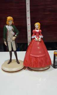Ikeda Pro Prince and Princess Figure