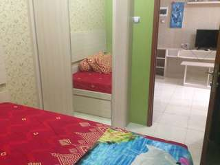 For Rent Apartment at Green Lake View Ciputat