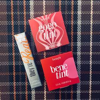 BunDEAL! 3-pc Benefit Deluxe Kit
