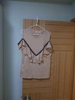 韓國新款靚料上衫