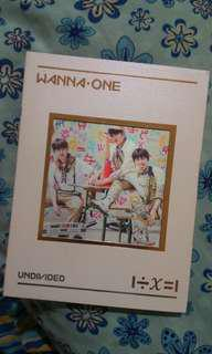 WANNA ONE UNDIVIDED - TRIPLE POSITION