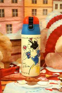 日本迪士尼白雪公主暖水樽 / 暖水壺 /暖水瓶