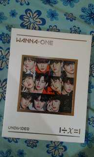 [WTS] WANNA ONE UNDIVIDED WANNA ONE VER DAEHWI MAGNET