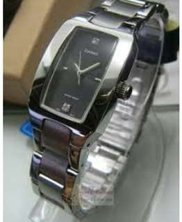 🐼🐼🐼40% Off Brand New Original Casio Ladies Water Resistance Analog Metal Watch-6折全新卡西欧防水行針鋼錶