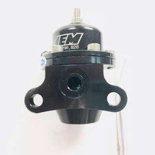 AEM High Volume Fuel Pressure Regulator  HONDA Civic / Accord   OFFSET    model 35454