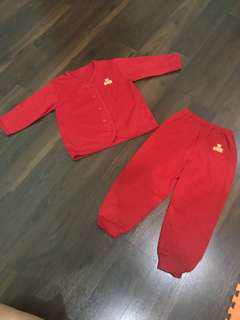 Preloved pyjama miyo ( 18 months + )