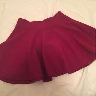 兩條韓國Free size短裙