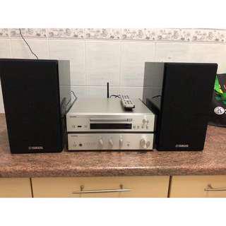 Yamaha Hi-Fi System MCR-N670