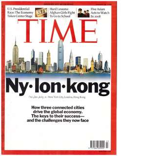 2008/2009 TIME Magazine Issues (Lot 5)