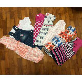 3-6 month clothing bundle for girl