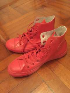 Converse Red US8