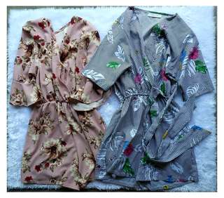 Floral Rompers Bundle