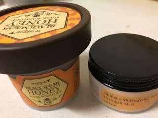 Skinfood and Cosrx mask bundle