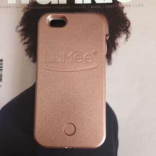 Lumee iPhone 6D case