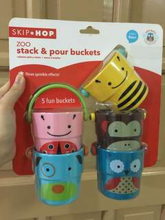 Skip Hop Fun Buckets