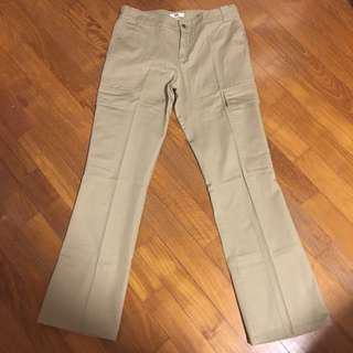Mango pants for women
