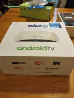 Now Android TV box
