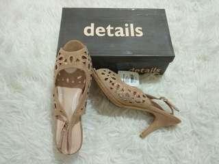 High-heels details