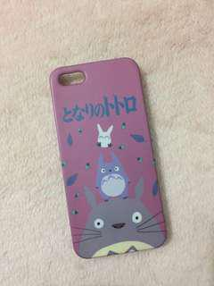 Totoro Case for Iphone 5