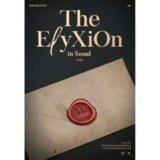 [Preorder]  EXO Planet 4 - The Elyxion in Seoul (DVD)