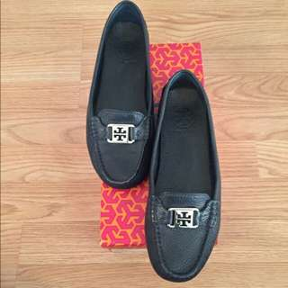 Tory Burch Kendrick Driver Loafers