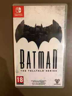 Batman Telltale Series game