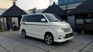 Suzuki APV Arena SGX Luxury 2014