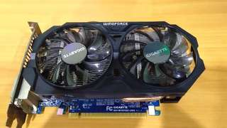 Graphic Card GTX 750TI
