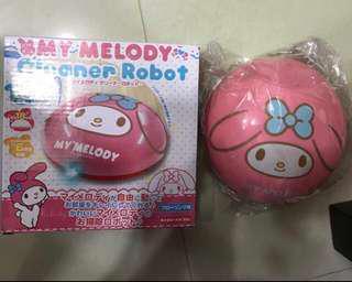 My Melody Cleaner Robot 日本自動吸塵機